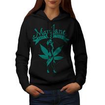 Mary Jane Puff Pass Sweatshirt Hoody Weed Smoke Women Hoodie - $21.99+