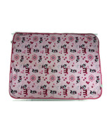 "Minnie Mouse Baby Blanket Pink Adorable 38"" Long - $23.34"