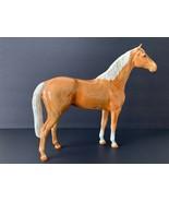 "Vintage Beswick Porcelain 12"" High Palomino Gloss Horse Figurine - $349.00"