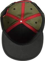 Hugo Boss Army Camouflage Adjustable Sport Baseball Flatbrim Snapback Hat Cap image 7