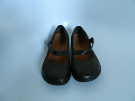Womens Merrell Select Fresh Mary Jane Brown Leather Shoes Size 6.5 - $24.99