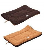 Eco-Paw Reversible Eco-Friendly Pet Bed - Brown And Cocoa - $22.95+