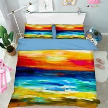 3D Painting 275 Bed Pillowcases Quilt Duvet Cover Set Single Queen King Size AU - $64.32+