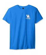 NCAA Kentucky Wildcats Oval Label Short sleeve, X-Large, Royal Blue - $15.95