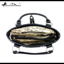 Buckle Collection Montana West Satchel Handbag NEW! image 3