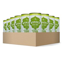 Wonder Drink Kombucha, Organic Asian Pear and Ginger Sparkling Fermented... - $42.97