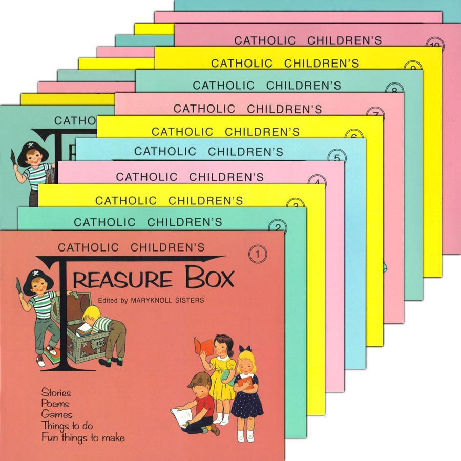 Treasure box books 1 20 complete set of 20