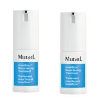 2 x Murad InvisiScar Resurfacing Treatment   0.5oz New fresh boxed 2 pack  - $49.49