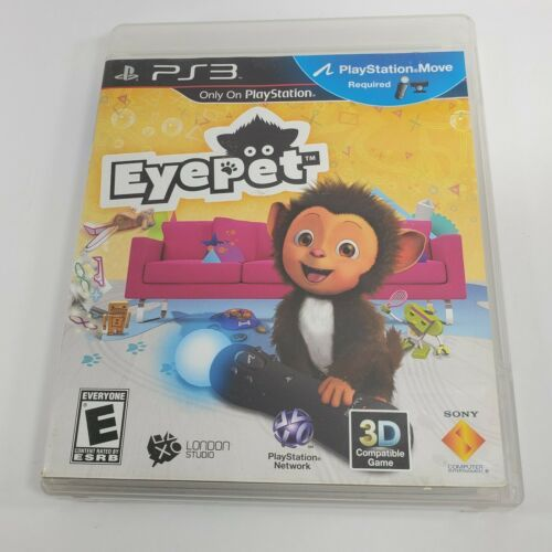 Primary image for Eyepet: Your Virtual Pet  - Sony Playstation 3 Game