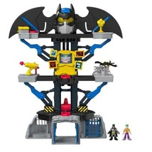 Fisher-Price Imaginext DC Super Friends, Transforming Batcave  - $65.75
