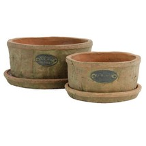 TIC Collection 36-725 Fendrel Planters, Set of 2 - $42.13