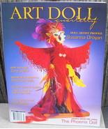 WINTER 2004 Doll Artist Quarterly Profile Susanna Oroyan Polymer Fabric ... - $18.00