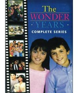 The Wonder Years Complete Series (22 Disc Box Set DVD) Brand New - $44.95