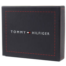 Tommy Hilfiger Men's Trifold Zipper Coin Credit Card ID Wallet 31TL110021 image 8
