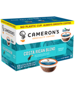 CAMERON'S COSTA RICAN BLEND COFFEE ECOPODS - $16.18+