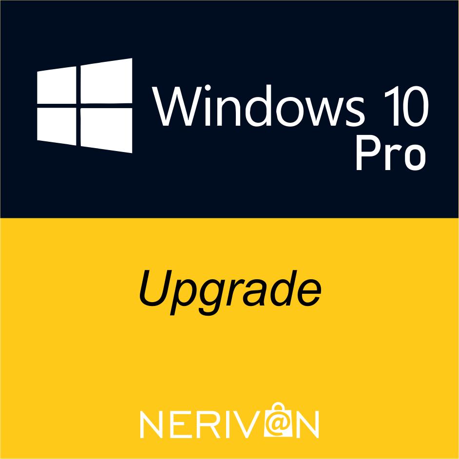 Windows 10 pro upgrade