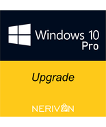 Microsoft Windows 10 Pro Professional | Upgrade | License Activation Pro... - $27.54