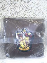 "Harry Potter Hogwarts Floor Pillow Brown 13"" x 13"" x 13""  new with tags STORE image 4"