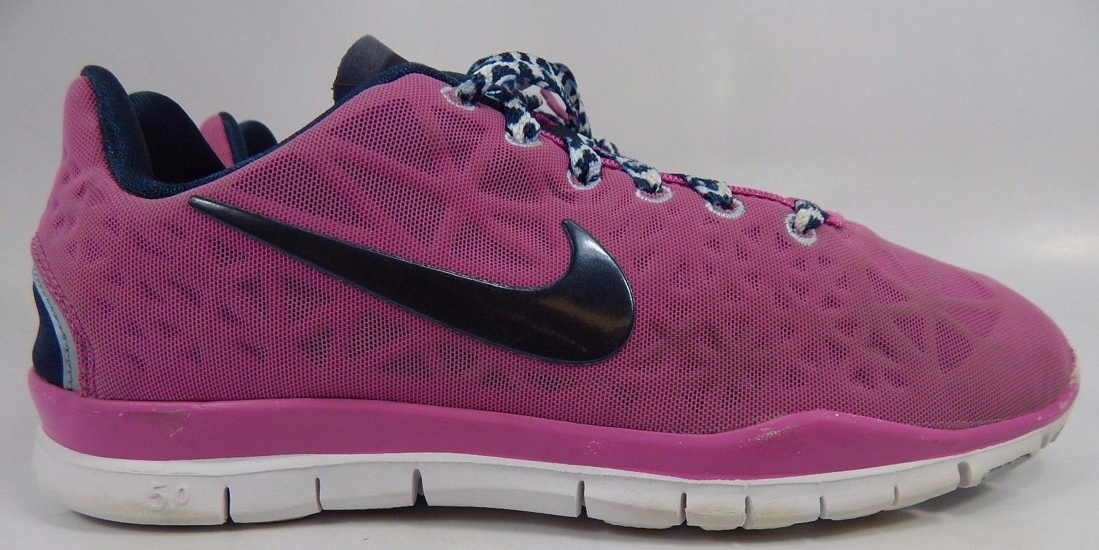 Nike Free 5.0 TR Fit 3 Women's Running Shoes Size US 6 M (B) EU 36.5 555158-602