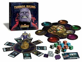 Thanos Rising - Avengers: Infinity War Board Game Collectible Figure Dice Cards - $44.54