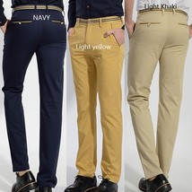 High Quality Spring summer 2018 Korean men's casual pants cotton young m... - $37.74