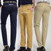 High Quality Spring summer 2018 Korean men's casual pants cotton young men trous - $37.74