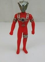 "1993 Ultraman Astra Ultra Hero Leo 5"" Bandai Japan Vinyl Action Figure - $19.26"