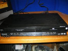 Panasonic PV-D4745S DVD/VCR Dual Deck - $154.28
