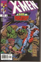 Marvel X-Men #74 A Day In Purgatory Mutant Action Adventure - $2.95