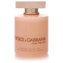 Dolce & Gabbana Rose The One 6.8 Oz Perfumed Shower Gel image 2