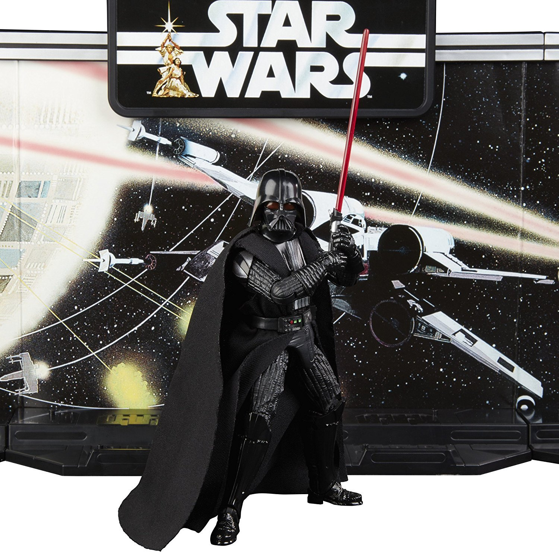 Image 2 of Star Wars Black Series 40th Anniversary Diorama w/Darth Vader 6