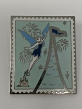 Tinker Bell Castle Pin Trading Stamp Collection LR Chaser Disney Pin - $16.82