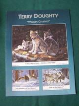 Terry Doughty - Wildlife Art Prints - $4.94
