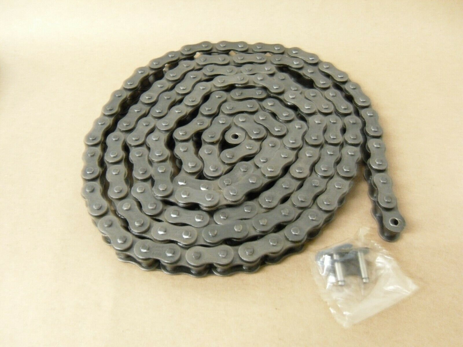 Primary image for RS50 ROLLER CHAIN 8 FEET 2 INCH NO BOX