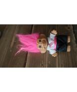 "Russ Berry Troll Doll 4.5"" - GROOM WEARING BLACK TUXEDO - Hot Pink Hair - $5.93"