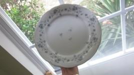 """Johann Haviland Blue Garland China Dinner Plate 10"""" Bavaria Germany Vint... - $4.00"""