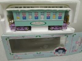 Vtg Enesco Sugar Towne Express Passenger Train Car G Scale Mint In Box S20 - $24.50