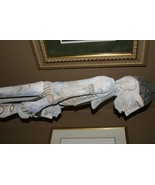 Rare Art Asmat Hand carved Totem Pole Cannibal Head Hunting Irian Jaya o... - $1,805.00