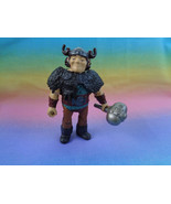 2014 DWA How to Train Your Dragon Snotlout Viking Action Figure - $4.21