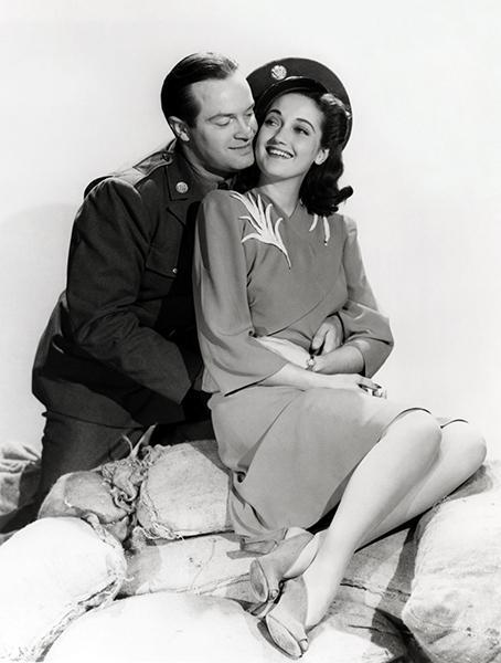 Primary image for Bob Hope - Dorothy Lamour - Caught In The Draft - Movie Still Poster