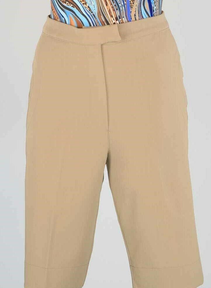 Stylish Women's Golf & Casual Straight Leg Pant in Sage Green - GolderWear image 2