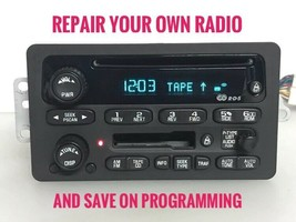 Repair Service For Your GM Radio.  No Programming Needed When You Repair It - $94.30