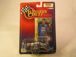 *New* Winner's Circle 1:64 Scale Car #24 Jeff Gordon 1999 Lifetime [Z165d] - $2.40