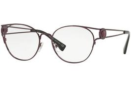5c0c5a73945dc Authentic Versace Eyeglasses VE1250 1250 Purple Frames 52mm Rx-ABLE -   158.39