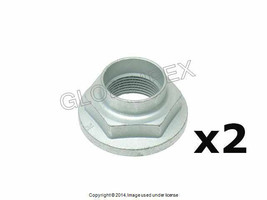 BMW E30 (1984-1991) Wheel Hub Nut Front Left and Right (Set of 2) FEBI - $22.85