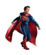 Grand Heritage Adult Man of Steel Superman Costume Superman Halloween - $168.29
