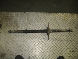 KAWASAKI 1998 LAKOTA 300 2X4  REAR AXLE WITH SPROCKET BIN 50 P-2929M PAR... - $150.00