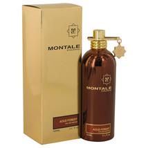 Montale Aoud Forest by Montale Eau De Parfum Spray (Unisex) 3.4 oz for Women - $137.95