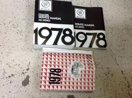 1978 Buick Century Electra Estate Wagon Service Repair Shop Manual Set W Body - $98.99