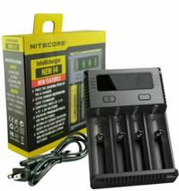 i4 Intellicharger 18650 18350 26650 18500 Rechargeable Universal Battery... - $21.37